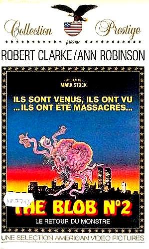BLOB N°2, LE RETOUR DU MONSTRE - THE   MIDNIGHT MOVIE MASSACRE   1988