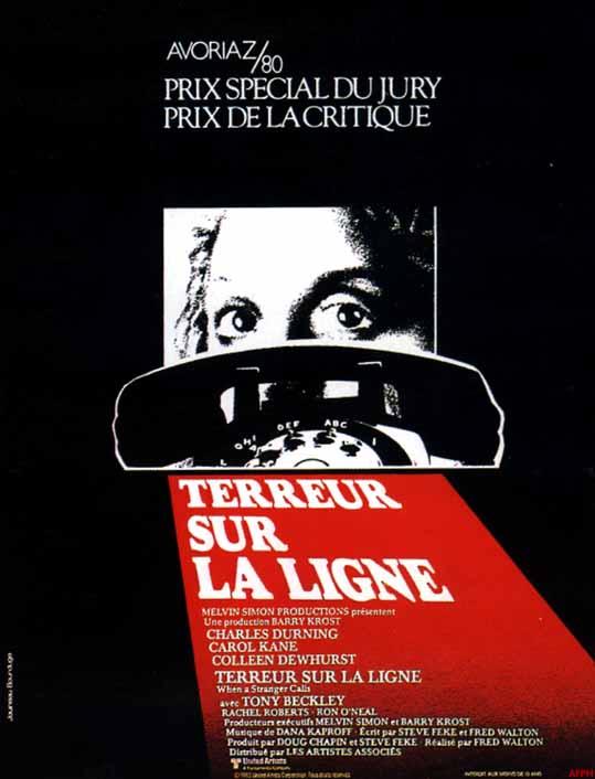 TERREUR SUR LA LIGNE (1979) | WHEN A STRANGER CALLS (1979) | 1979