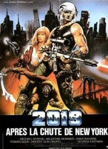 2019 APRèS LA CHUTE DE NEW YORK |  2019 DOPO LA CADUTA DI NEW YORK | 1983