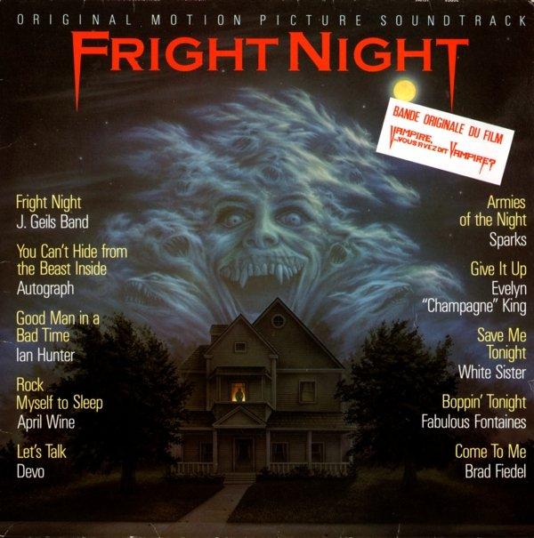 Brad Fiedel et divers groupes - Vampire vous avez dit Vampire ?