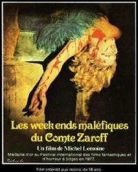 WEEKS-ENDS MALEFIQUES DU COMTE ZAROFF - LES | SEVEN WOMEN FOR SATAN | 1976