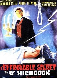 EFFROYABLE SECRET DU DOCTEUR HICHCOCK - L | L'ORRIBILE SEGRETO DEL DR HICHCOCK | 1962