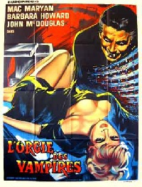 ORGIE DES VAMPIRES - L   IL MOSTRO DELL OPERA   1964