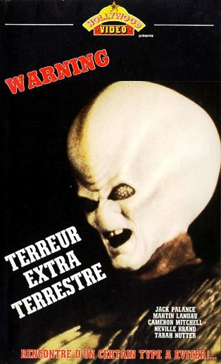 TERREUR EXTRA-TERRESTRE   WITHOUT WARNING   1980