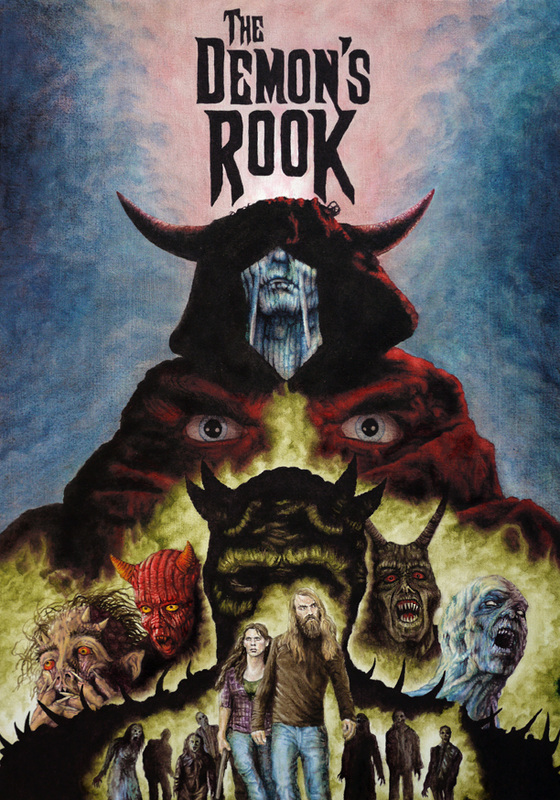 DEMON'S ROOK - THE | THE DEMON'S ROOK | 2013