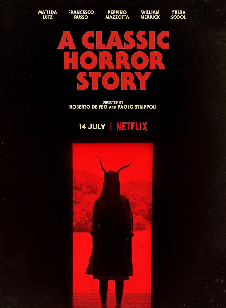 Classic horror story - a | Classic horror story - a | 2021