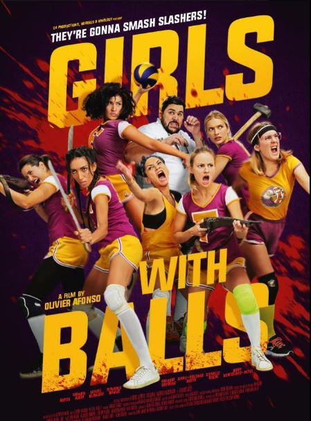 GIRLS WITH BALLS | GIRLS WITH BALLS | 2018