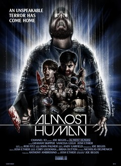 ALMOST HUMAN   ALMOST HUMAN   2013