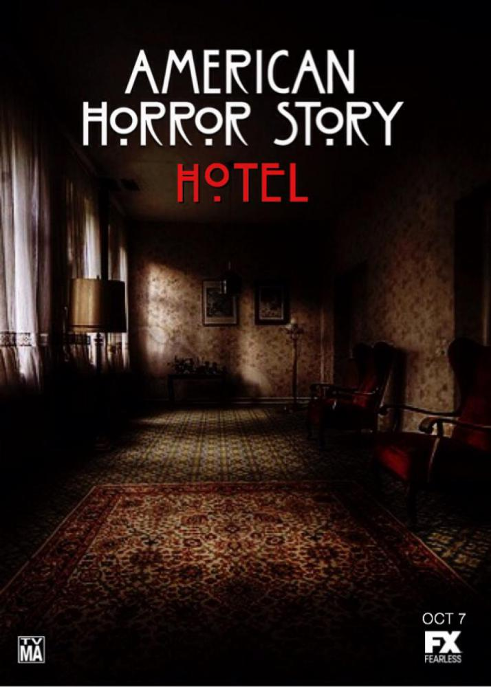 AMERICAN HORROR STORY (SAISON 5) | AMERICAN HORROR STORY - HOTEL | 2015