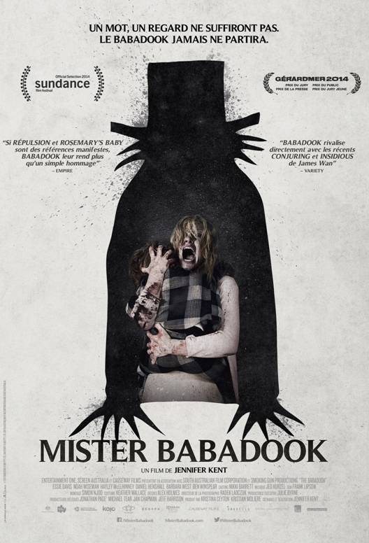 MISTER BABADOOK | BABADOOK - THE | 2013