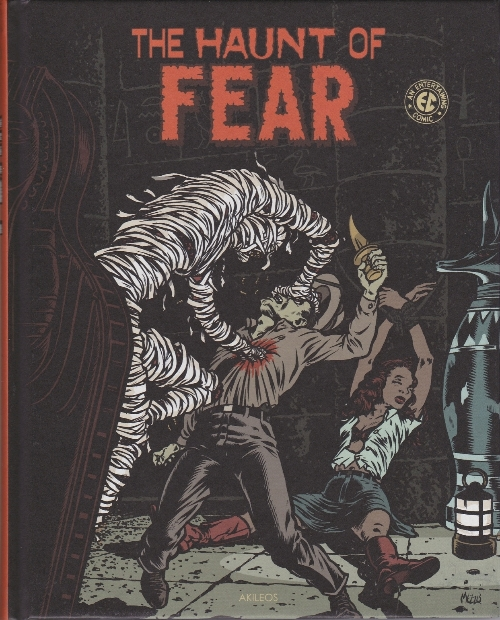 HAUNT OF FEAR VOLUME 1 - THE | THE HAUNT OF FEAR T1 | 2015