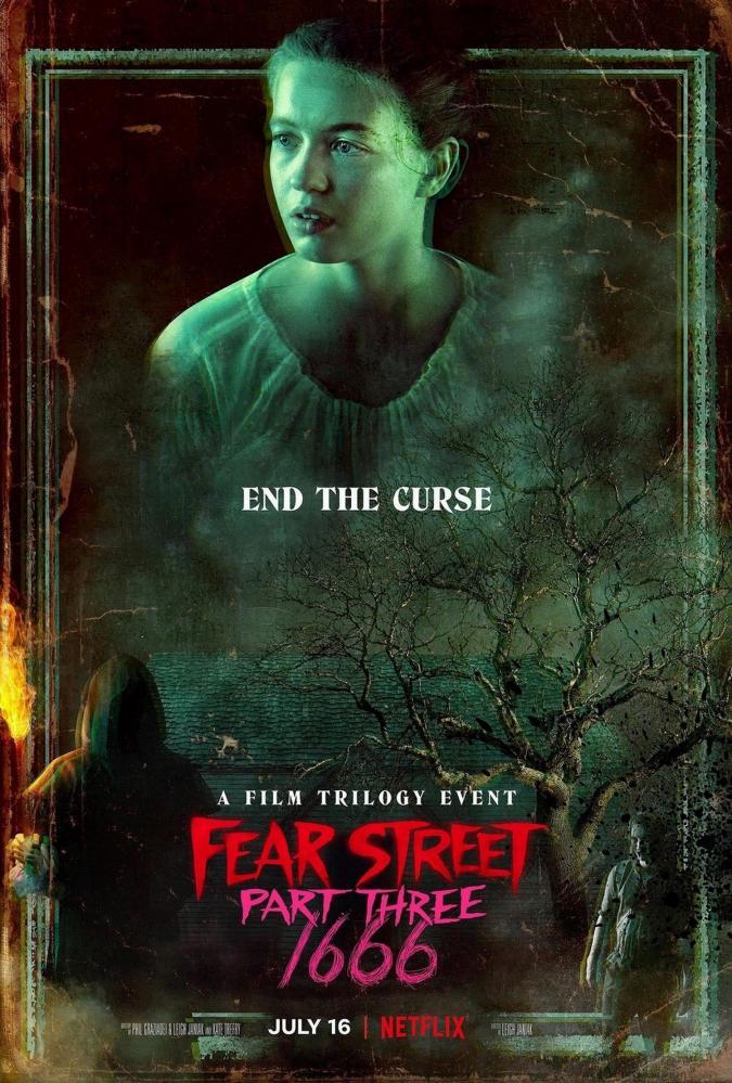 Fear street partie 3 : 1666 | Fear street part 3 : 1666 | 2021