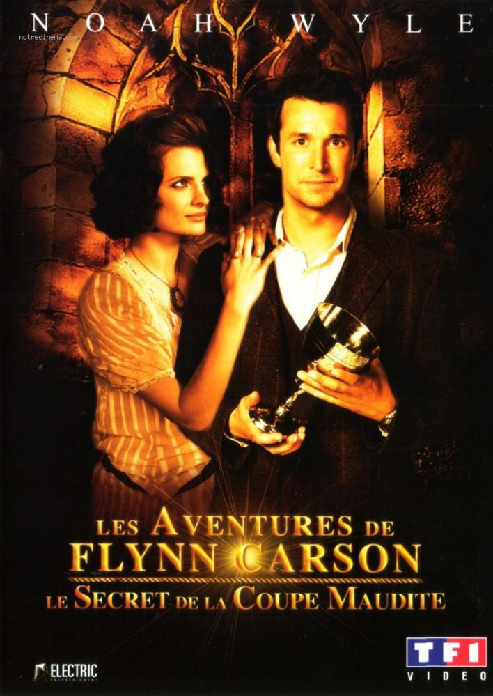 AVENTURES DE FLYNN CARSON : LE SECRET DE LA COUPE MAUDITE - LES   LIBRARIAN 3 : THE CURSE OF THE JUDAS CHALICE - THE   2008