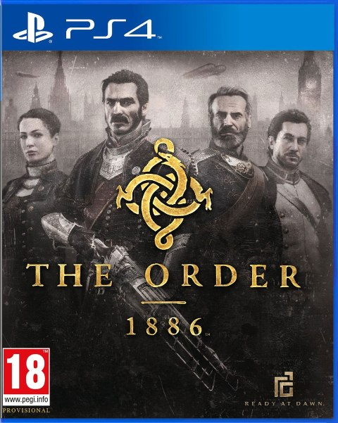 ORDER : 1886 - THE | THE ORDER : 1886 | 2015