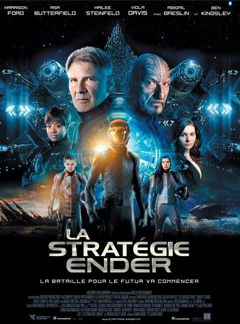 STRATéGIE ENDER - LA   ENDER'S GAME   2013