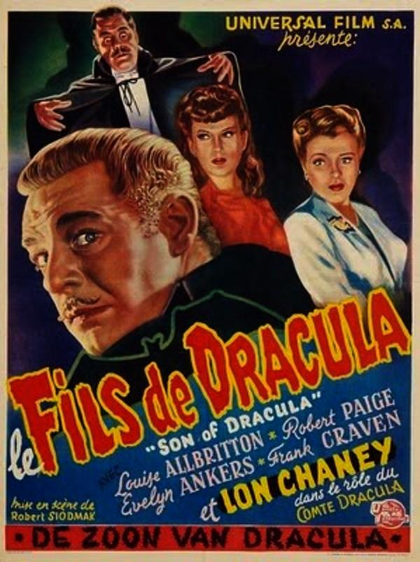 FILS DE DRACULA - LE | SON OF DRACULA | 1943
