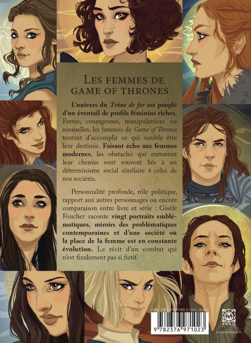 FEMMES DE GAME OF THRONES - LES | FEMMES DE GAME OF THRONES - LES | 2019
