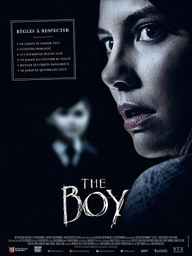 BOY - THE   BOY - THE   2016