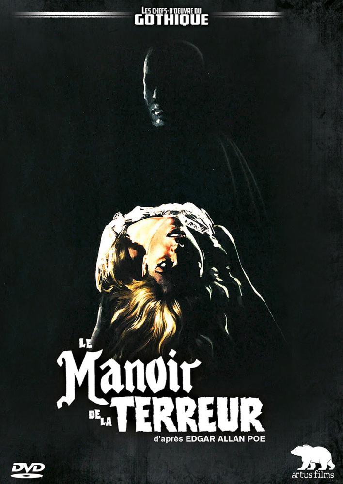 MANOIR DE LA TERREUR (1963) - LE   HORROR   1963