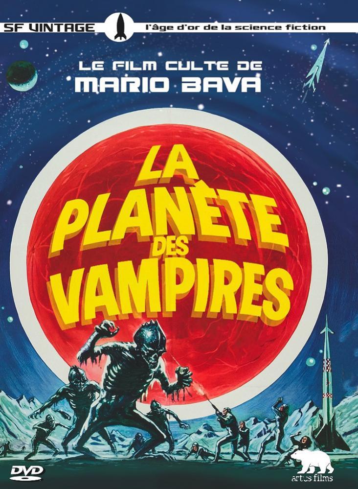 PLANETE DES VAMPIRES - LA   TERRORE NELLO SPAZIO   1965