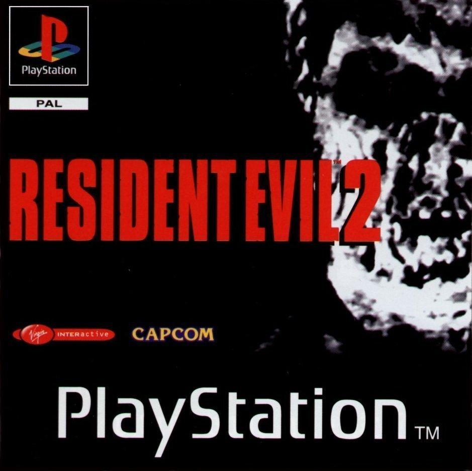RESIDENT EVIL 2   BIOHAZARD 2   1998