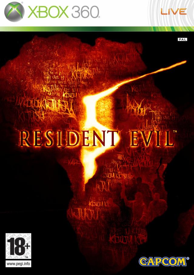 RESIDENT EVIL 5   BIOHAZARD 5   2009
