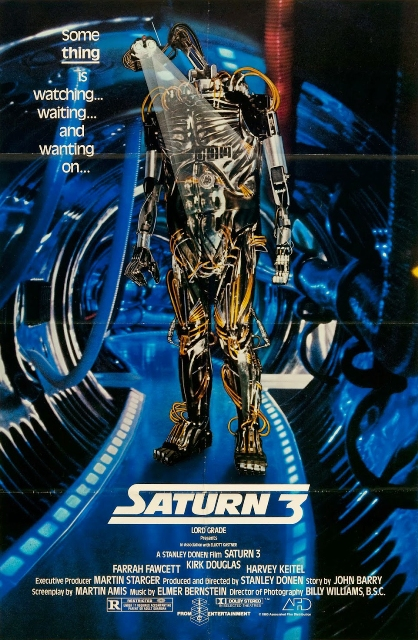 SATURN 3 | SATURN 3 | 1980