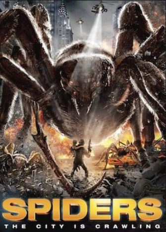 SPIDERS (TIBOR TAKACS) | SPIDERS 3D | 2013