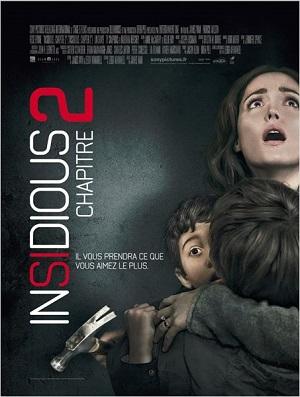 INSIDIOUS : CHAPITRE 2 | INSIDIOUS CHAPTER 2 | 2013