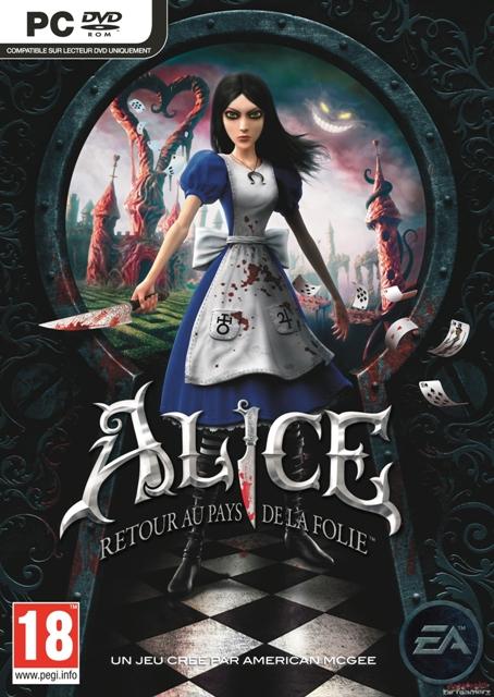 ALICE : RETOUR AU PAYS DE LA FOLIE | ALICE : MADNESS RETURNS | 2011