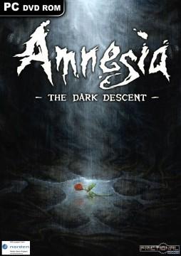 AMNESIA : THE DARK DESCENT | AMNESIA : THE DARK DESCENT | 2010