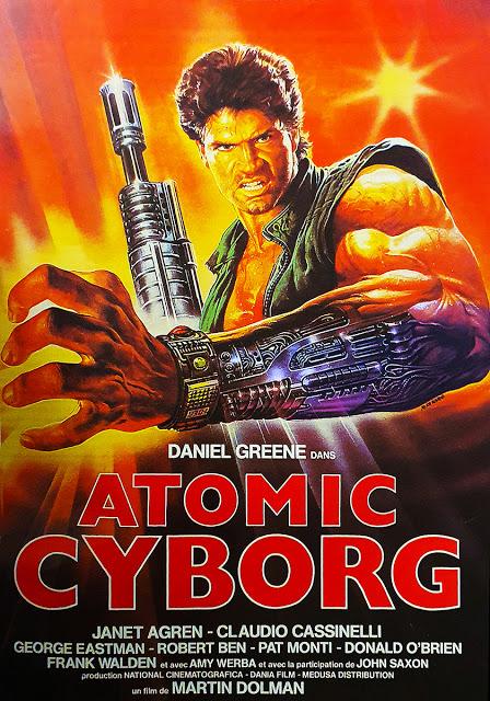 Atomic cyborg | Vendetta dal futuro | 1986