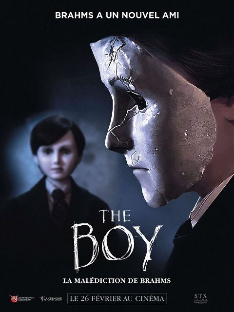 BOY 2 : LA MALEDICTION DE BRAHMS - THE   BRAHMS: THE BOY II   2020