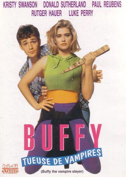 BUFFY TUEUSE DE VAMPIRES | BUFFY THE VAMPIRE SLAYER | 1992
