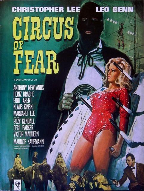 CIRQUE DE LA PEUR - LE   CIRCUS OF FEAR   1966