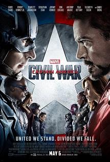 CAPTAIN AMERICA : CIVIL WAR | CAPTAIN AMERICA : CIVIL WAR | 2016