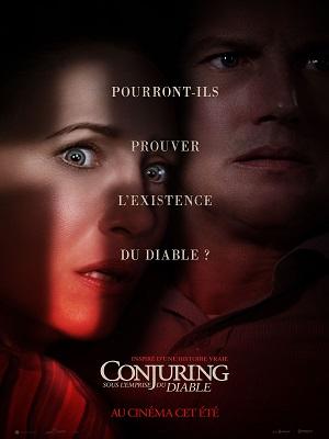 CONJURING : SOUS L'EMPRISE DU DIABLE   CONJURING: THE DEVIL MADE ME DO IT   2021