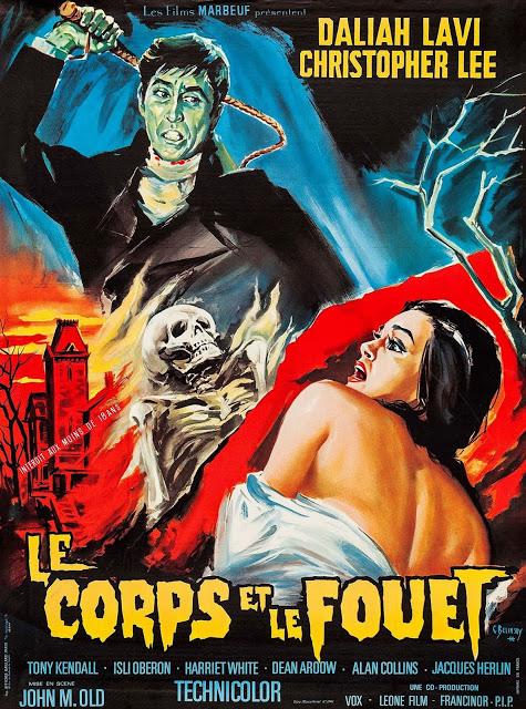 Corps et le fouet - le | Frusta e il corpo - la | 1963