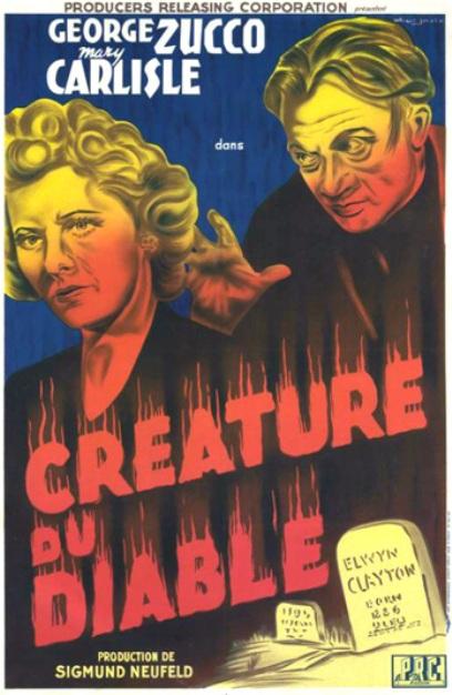 CREATURE DU DIABLE | DEAD MEN WALK | 1943