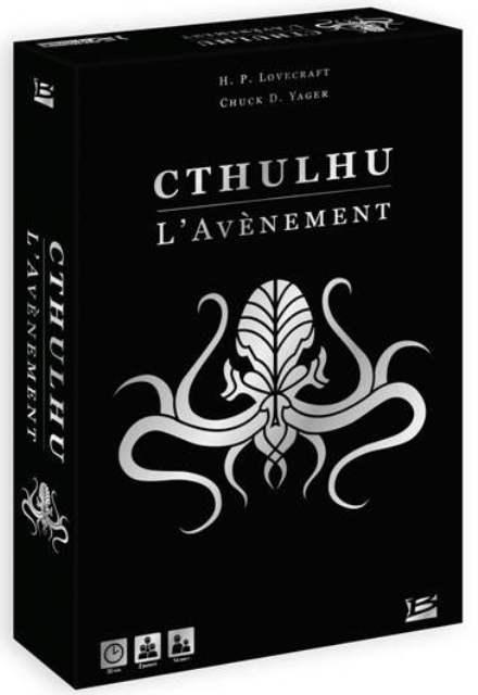 CTHULHU L'AVèNEMENT | CTHULHU L'AVèNEMENT | 2018