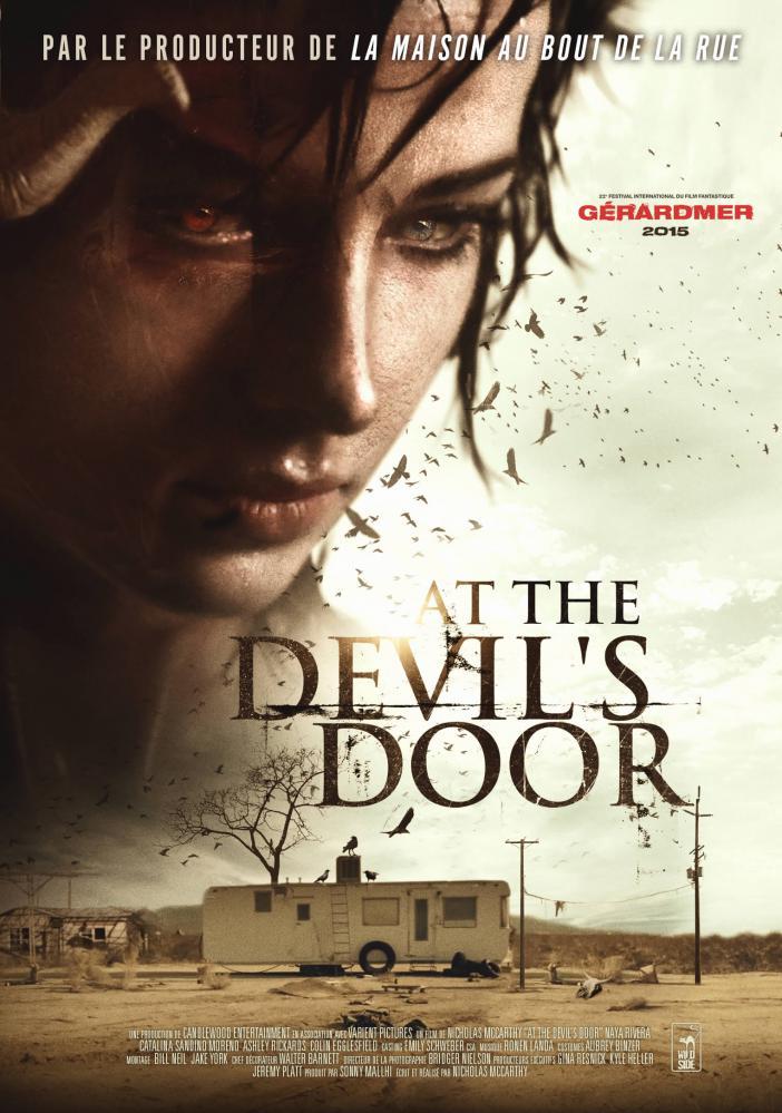 AT THE DEVIL'S DOOR | HOME | 2014