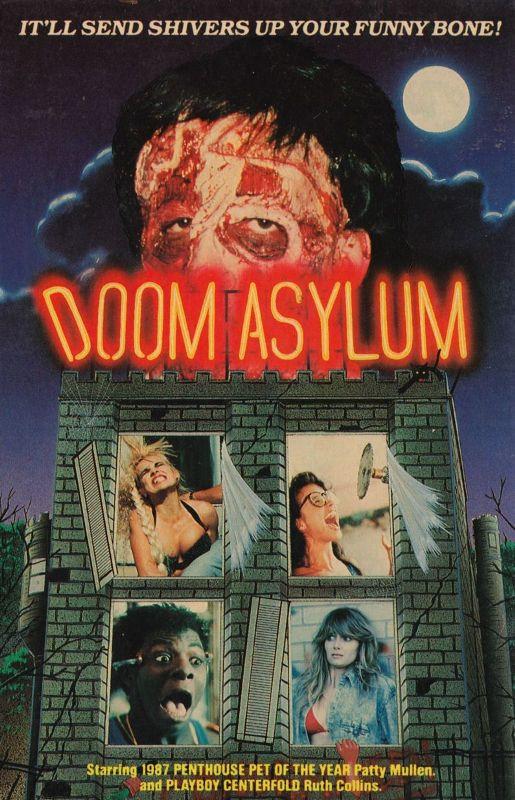 Doom asylum   Doom asylum   1987