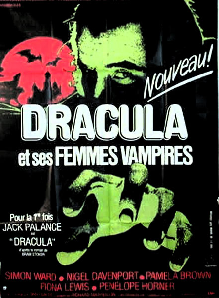 DRACULA ET SES FEMMES VAMPIRES | BRAM STOKER DRACULA  | 1973