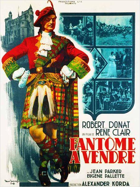 FANTôME à VENDRE | THE GHOST GOES WEST | 1935