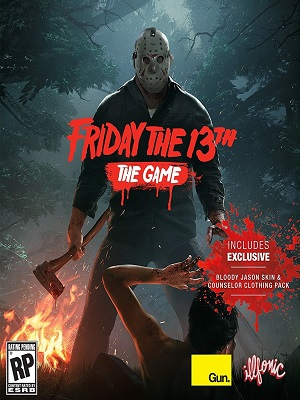 FRIDAY THE 13TH - THE GAME   FRIDAY THE 13TH - THE GAME   2017