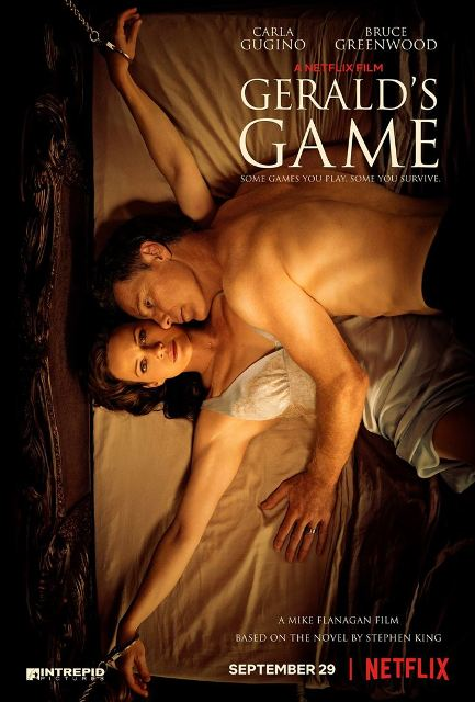 GERALD'S GAME   GERALD'S GAME   2017