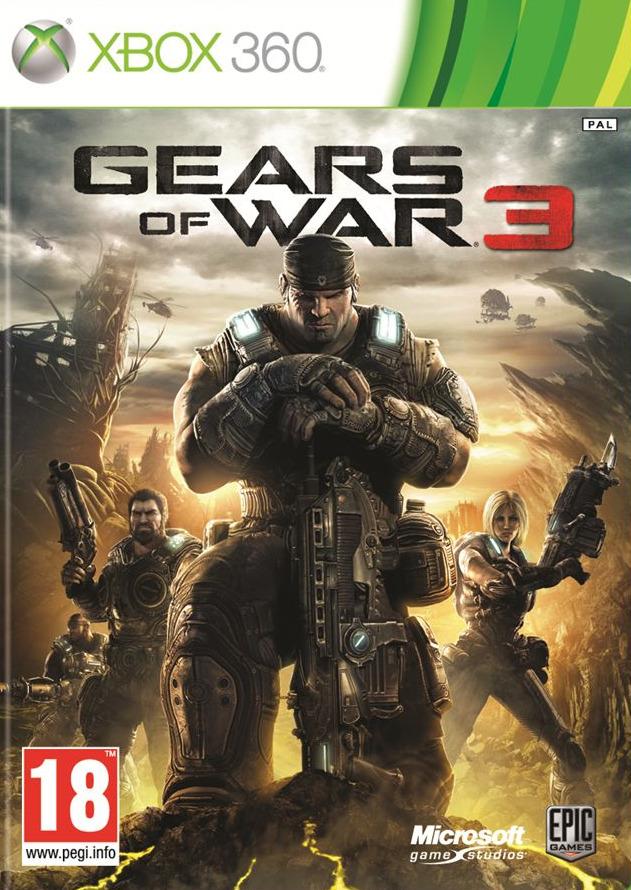 GEARS OF WAR 3 | GEARS OF WAR 3 | 2011