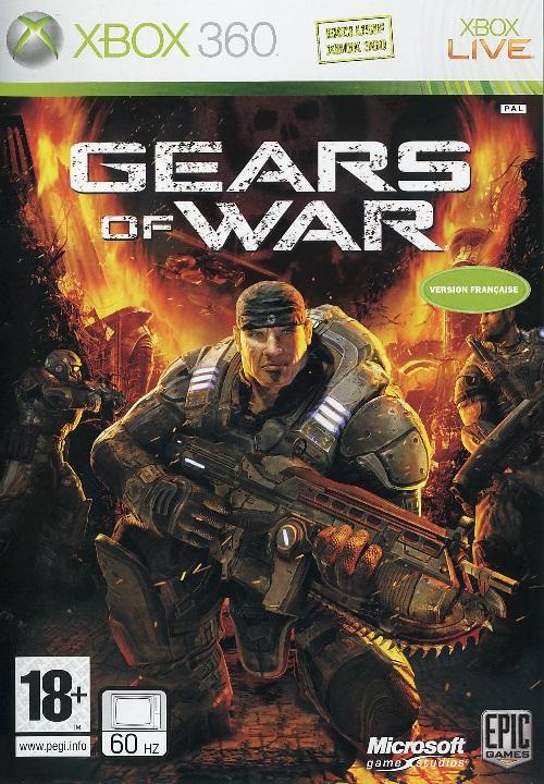 GEARS OF WAR | GEARS OF WAR | 2006