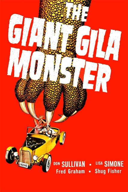 GILA LE MONSTRE GEANT | GIANT GILA MONSTER - THE | 1959