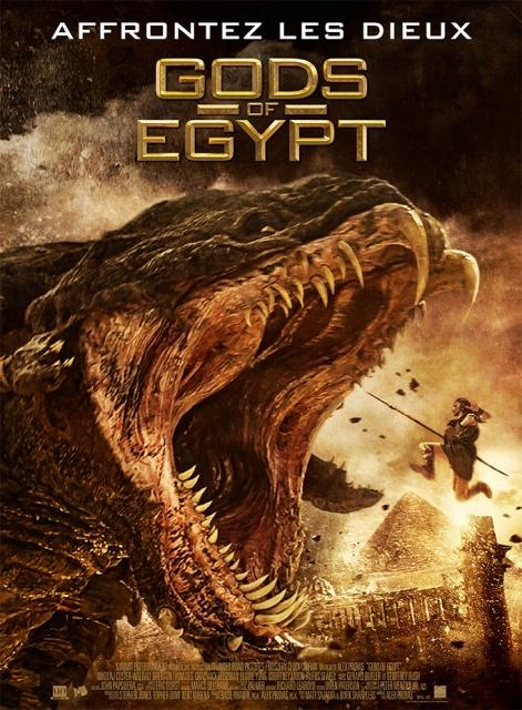 GODS OF EGYPT   GODS OF EGYPT   2016